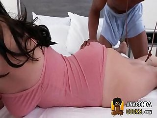 Amateur comes face to face with Anaconda 0011