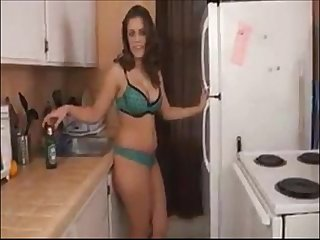 Stepsis gives jerk off instructions watch more vidz like this at fxvidz net