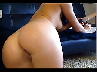 Very sexy latina dildo Rider at shesfreaky