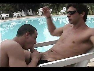 Bruno rios fodendo gostoso na piscina