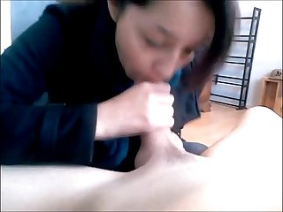 Amateur Teen chick With Braces Sucking Cock CFNM