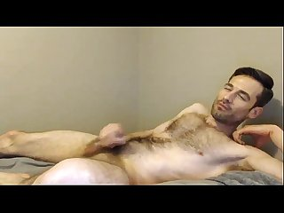 Mature hairy gay with nice smile and sexy ass