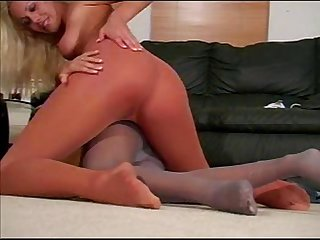 Pantyhose - Tanya and Breanne