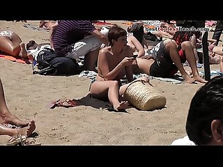 Best topless beach btb 02 0138m