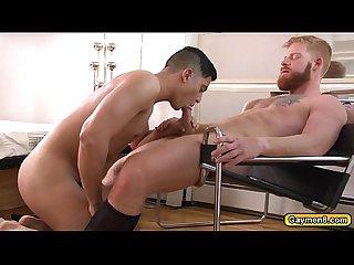 Jacobs virgin anal fuck by bennett hard