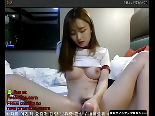 Korean hairy schoolgirl bates live at livekojas com