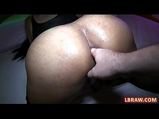 Ladyboy Lisa Gets Fucked Bareback