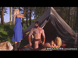Brazzers storm of kings Xxx parody part 2 aruba jasmine and peta jensen and ro