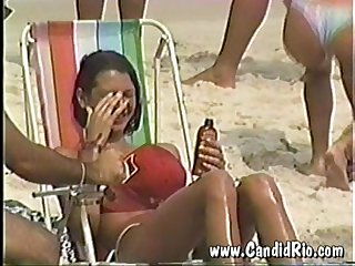 Candid rio some brazilian girls love foreigners 7