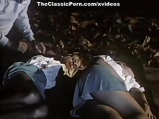 Ginger lynn allen lois ayres bunny bleu in vintage xxx movie