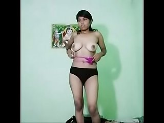 Cute indian teen naked webcam show