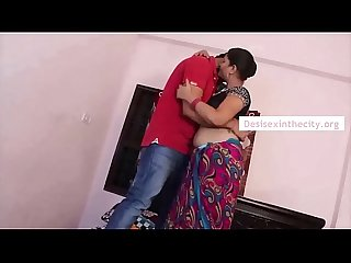 Indian hot Mallu Bhabhi fucked at own home