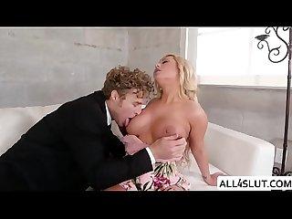 Brandi Bae gets banged her wet pussy - ALL4SLUT.COM