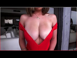 Bangbros brunette pornstar brooke wylde has amazing natural big tits