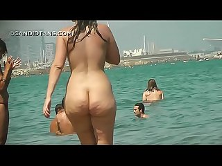 Exclusive nude beach and topless Hd Videos excl