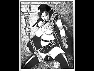 Largest breasts in the world comma bdsm vintage sex artwork