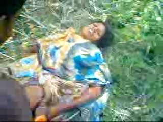 Odisha adivasi man fucks in jungle with loud Moaning filmed by his friend