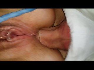 Internal cum in anal