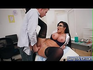 (Candy Sexton) Hot Patient Get Seduced By Doctor And Nailed movie-07