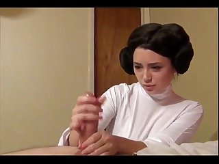 Princess Leia - Releasing The Force Within Him - MOTHERLESS.COM 1