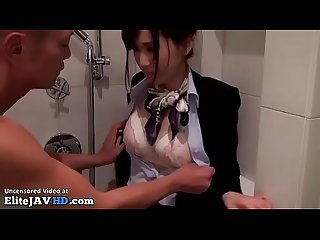 Japanese hostess fucked hard in the shower - Full at Elitejavhd.com
