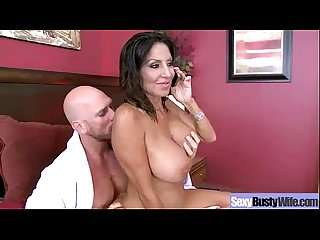 Hardcore Sex Tape With Busty Gorgeous Wife (tara holiday) movie-29