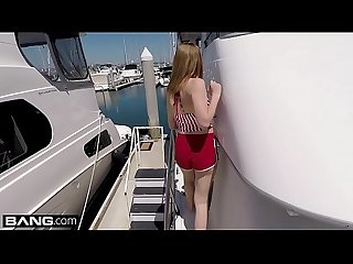 Bisex barely legal teen rosalyn sphinx fucked on a boat
