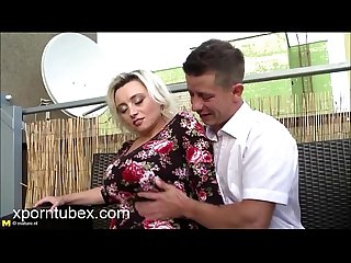 Xporntubex com mature mother with big tits fuck young stud