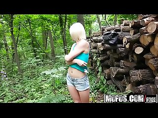 Mofos public pick ups zazie skymm euro babe fucked in the woods