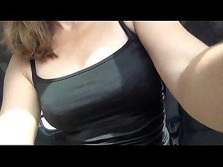 Cam2cam de ma voiture direct Skype avec amatrice francaise