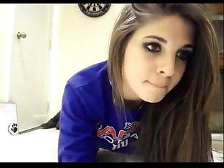 Teen playing on webcam vixxxcam period com
