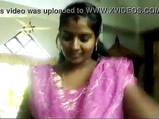 Kerala Mallu wife with husbands younger brother