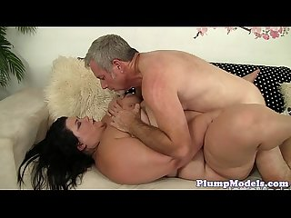 Bigtit fatty fucked in missionary