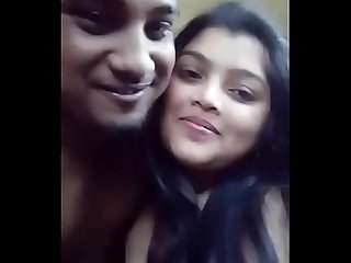 Indian lover Kissing and Boobs sucking with Blowjob -DESISIP.COM
