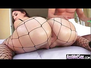 Hard deep anal sex on cam with big butt oiled slut girl mandy muse clip 22