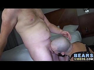 Hairy daddies jake o connor and jean paul have anal sex