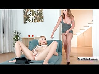 SapphicErotica Pretty Lesbians Doing It Right Free Video from www.SapphicLesbos.com 11