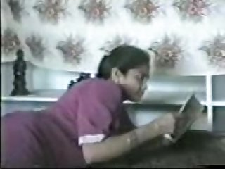 Sujatha mms bluefilm with her younger brother desi home sex teen