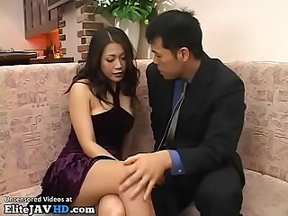 Japanese milf hottest fetish sex more at elitejavhd com