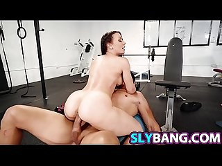 Gym and wet rachel starr