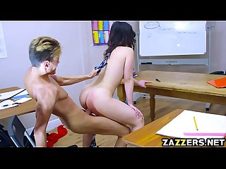 Chris diamond feed nekane sweet his hard cock