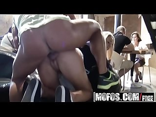 Mofos - Mofos B Sides - (Christen Courtney) - Euro Amateur Public Sex