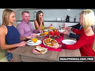 RealityKings - Sneaky Sex - Dick For Dinner