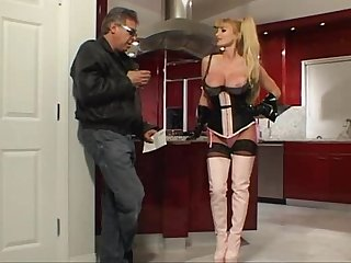 Pvc clad sluts taylor wane and friend tongue the fuck out of their smoking slit
