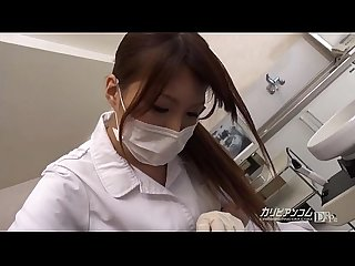 Busty doctor babe fuck with her lucky patient