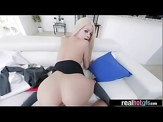 Hardcore Bang On Camera With Superb GF (elsa jean) video-16