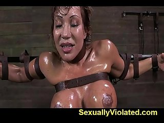 Milf ava gets throat fucked hard 2 of 2