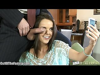 Big titty teen dillion harper sucks and fucks