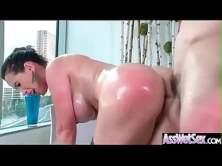 Anal Deep Sex With Big Round Ass Horny Girl (Nikki Benz) video-28