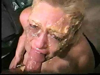Extreme amateur slave pukes on master cock and eats her vomit